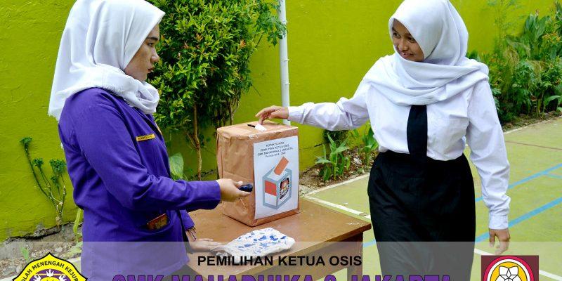Pemilihan Ketua OSIS SMK Mahadhika 3