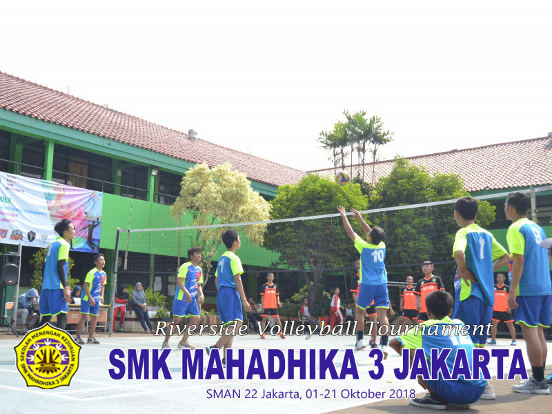 Riverside Volleyball Tournament 2018